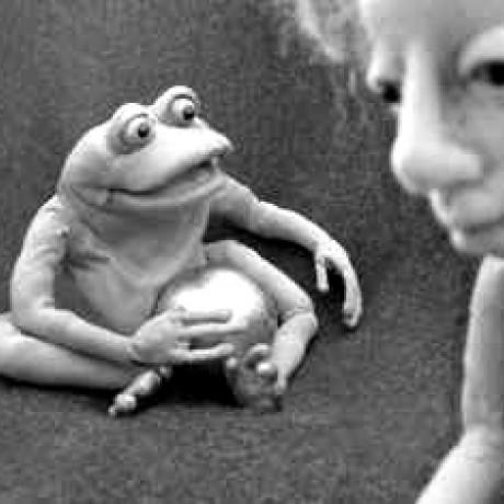 Der Froschkönig Theater en miniature